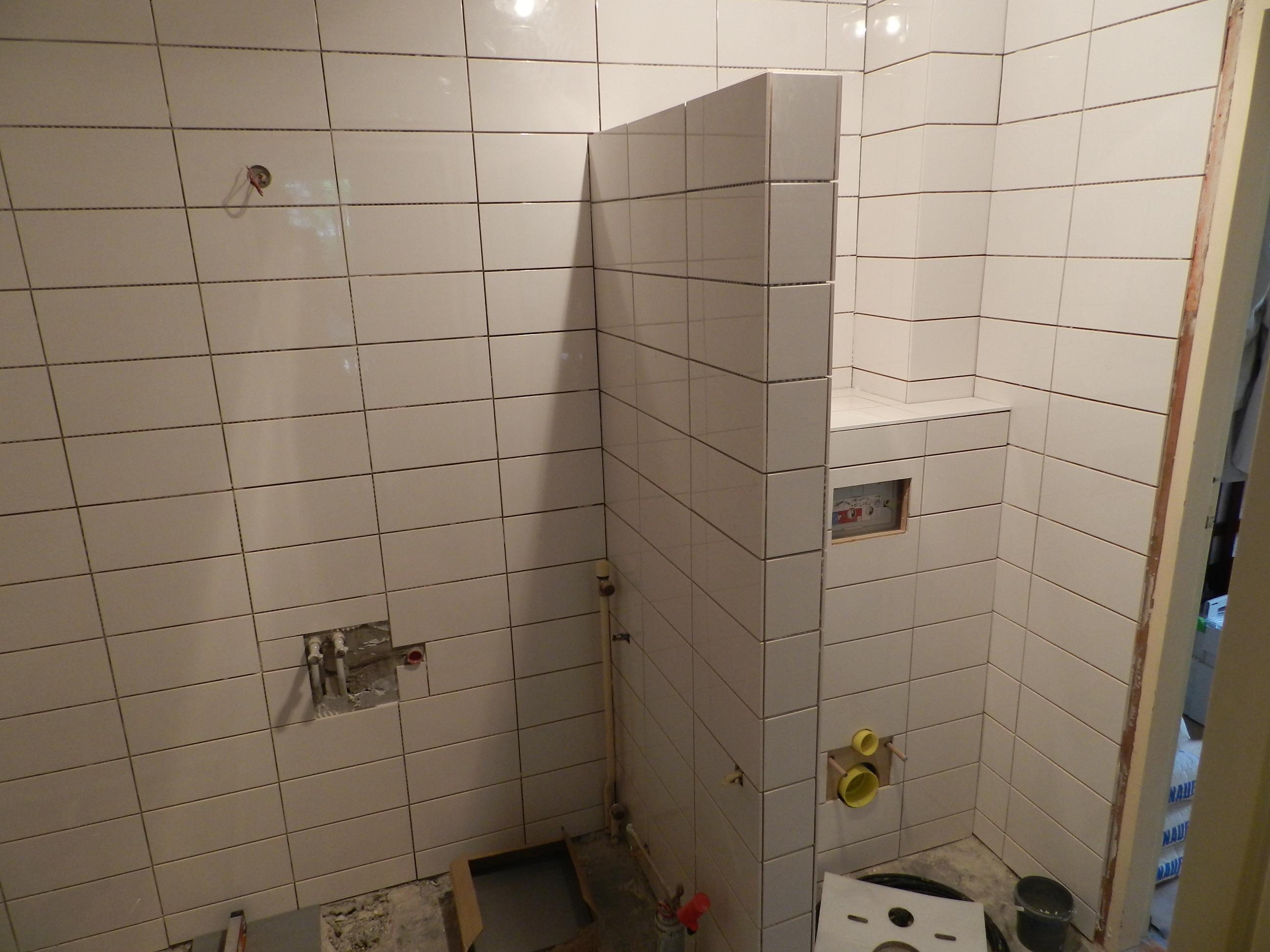 badkamer 2 timmer en klusbedrijf kromhout